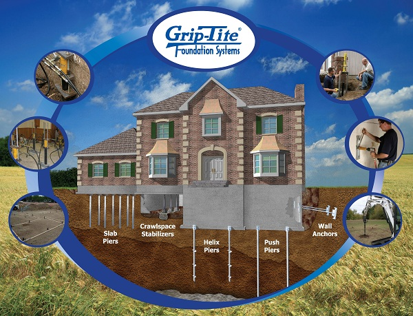gt home show graphic and logo