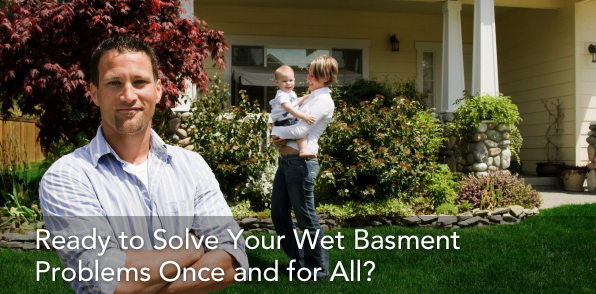 Basement Repair - Wet Basement Repair Solutions