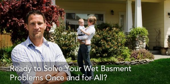 Basement Repair - Wet Basement Repair Solutions