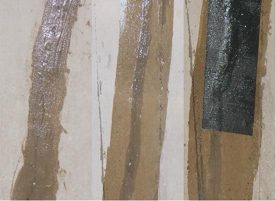 wet basement repair services