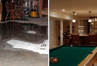 Basement Repair Crawl Space Waterproofing Foundation